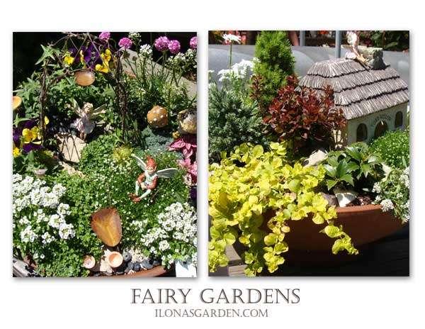 Fairy Garden Extras