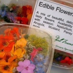 Edible Flowers, Blooms You Can Eat