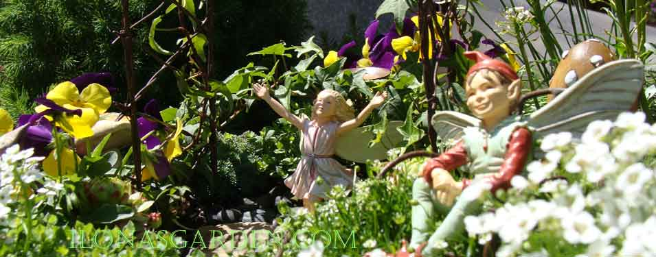 Make A Fairy Garden, Delightful And Creative