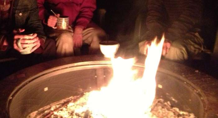 Making A Fire Pit For Friendly Gatherings