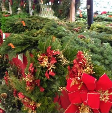 christmas greenery for sale - Christmas Greenery