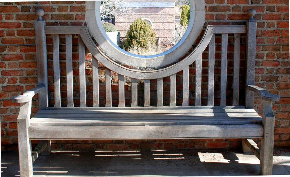 Seating Spots: The Well Placed Bench