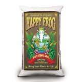 FoxFarm FX14054 12-Quart FoxFarm Happy Frog Organic Potting Soil