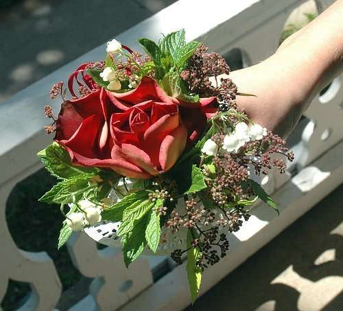 Victorian Tussie Mussie, Bouquet With Meaning