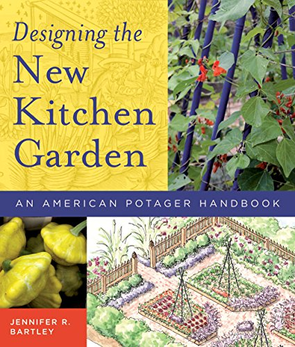 A French Vegetable Garden For An American Gardener